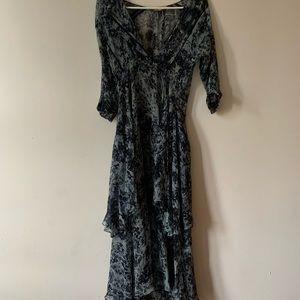 Beautiful Rebecca Taylor Floral Dress